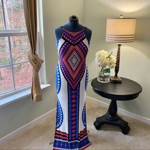 Forever 21 Dresses - Forever 21 Strappy Maxi Dress Size M